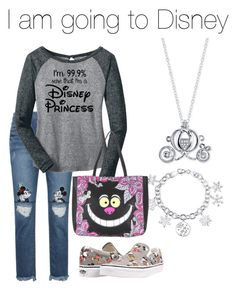 """""""Disney!!!"""" by creamette ❤ liked on Polyvore featuring Disney and Vans"""