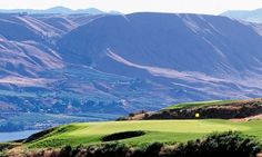 Desert Canyon Golf Club, spectacular desert course in Central Washington. Ranked #2 public course in the state