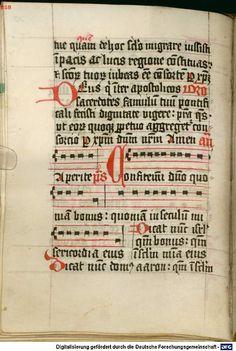 Rituale für Dominikanerinnen Nürnberg oder Altenhohenau, 2. Hälfte 15. Jh. Cgm 5243  Folio 30v
