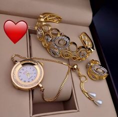 """While the company has yet to make a strap big enough to fit around a person's chest, that hasn't stopped Citizen watches from being """"close to the hearts of Mom Jewelry, Cute Jewelry, Jewelery, Jewelry Design, Stylish Watches For Girls, Trendy Watches, Apple Watch Fashion, Fancy Watches, Ladies Bracelet Watch"""