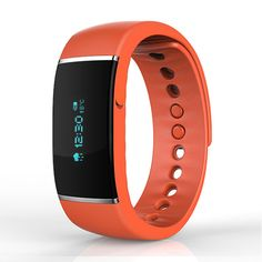 Launch the smart band APP. Set-up screens will give you a series of instructions to help custom configure smart band.Remote control to answering the call.