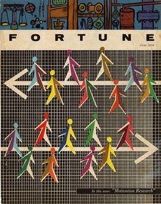 June 1956 - Fortune cover