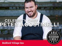 Celebrity Chef Spotlight – Peter Agostinelli (Bedford Village Inn) | Restaurant Week New Hampshire