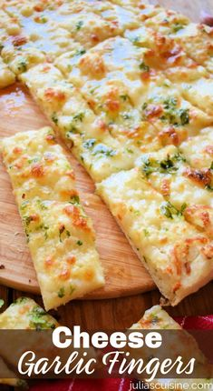 Garlic Fingers, Appetizer Recipes, Appetizers, Great Recipes, Delicious Recipes, Best Side Dishes, How To Make Breakfast, Dough Recipe, Sauce Recipes