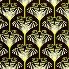 Art Deco pattern