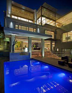 Nico Van Der Meulen Architects #swimmingpool