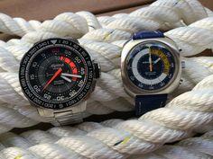 Alpina Extreme Sailing Yacht Timer Regatta and Memosail Regate chronographs