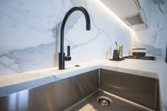 Inside the Model Unit for David Chipperfield's Terrazzo-Clad Midtown Condo - Curbed NY