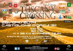 Tuscany Crossing is the 100km long road race through the Val d'Orcia Natural Park (Siena province) in Tuscany, a UNESCO world heritage site,...