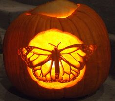 We hope this image helps to inspire you with ideas for your pumpkin carving! (Please do not like this image, it is not a competition entry).  #Halloween #MarieChantal #MCHalloweenCompetition