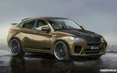 G-POWER BMW X5 M and X6 M TYPHOON