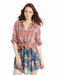 O'Neill Juniors Rayanne Shirt seen on O'Neill Women's Fall 2013 Collection http://www.invidy.com/watch/946d88ed/