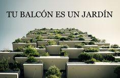 Decorar un balcón paso a paso: Cómo convertir tu balcón en un jardín. 🌎http://www.planetadeco.com/balcones/decorar-un-balcon/ #decorarunbalcon #balcony #balcon #balconydecor #balconydecoration