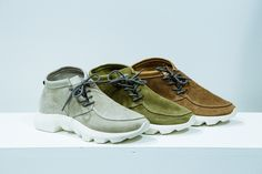 We stopped by New York Market Week to scout eight sneaker brands worth keeping…