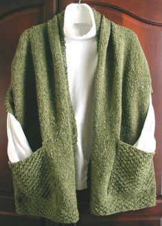 This is something I'd love to make. It would be perfect for knitting in bed while the air condition is on and making my arms cold. This is on my...To Make...list. Whats Hot on Craftsy | Learn It. Make It.