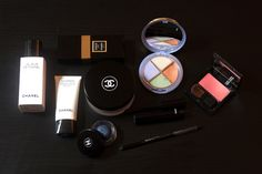 My beauty routine (day, night and week-end)