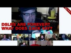 Trey's Variety Hour 19 - Are DSLRs forever?