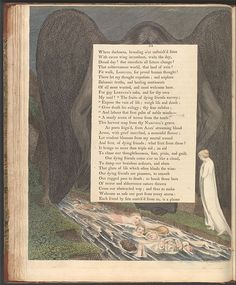 "1797.William Blake - Young's Night Thoughts,Page 54, ""The vale of death! that hush'd cimmerian vale"""