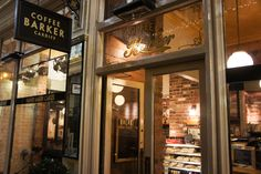 12 Bars, Cafes and Restaurants in Cardiff: Coffee Barker