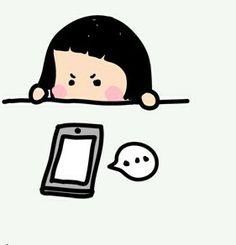 Emoji, Chibird, Cute Love Memes, Telegram Stickers, Funny Stickers, Little My, Cute Gif, Cute Drawings, Smiley