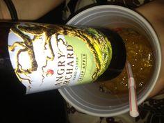 Caramel Vodka + Hard Cider = Caramel Apple Heaven :)