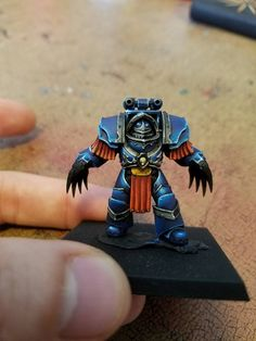 Are you one of those people who would really like to know how to paint the non metallic metal style? Well then you have come to the right place!!