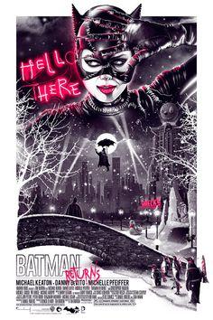 Batman Returns - Patrick Connan
