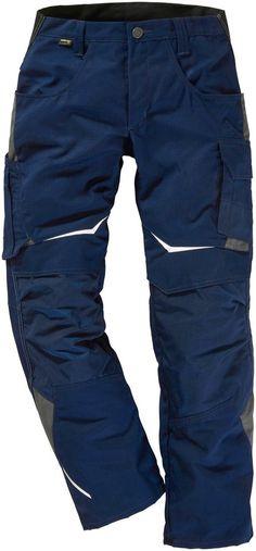 Kübler Damen-Arbeitshose »Pulsschlag« ab 59,99€. Vorgeformtes Knie mit Bewegungszone, 8 Taschen, CORDURA® Verstärkungen, Reflexelemente bei OTTO
