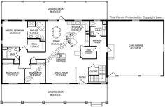 Bungalow House Plan 2011545   Edesignsplans.ca
