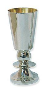 Sterling Silver Kiddush Cup with Stem of Disc and Sphere by World of Judaica. $948.00. Dimensions: 15cm. Material: Sterling silver 925. Your order includes 1 item(s).. You will be pleasantly surprised! The vast majority of our shipments arrive within 10-14 business days from time of shipment, far in advance of Amazon's default calculation of shipping times for items shipped from Israel.. This graceful looking Kiddush cup is expertly crafted of sterling silver a...