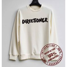 For my Emalee. /directioner-shirt-one-direction <<<NEED Estilo One Direction, One Direction Hoodies, One Direction Outfits, I Love One Direction, 1d And 5sos, Zayn, Niall Horan, Cool Shirts, Cute Outfits