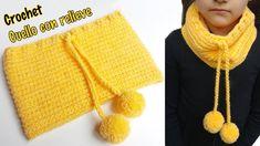 Love Crochet, Crochet Shawl, Crochet Videos, Beautiful Patterns, Knitted Hats, Knitting Patterns, Crochet Necklace, Hoodies, Sweaters