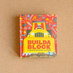 Buildablock illustrated by Peskimo