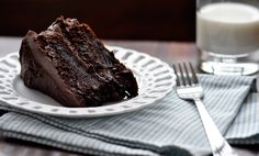No-Brain Moist Chocolate Cake