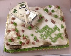 Tank Brenda Shirey My Giant Eagle Cakes