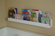 picture ledge | ... Shelf Article . Our daughter loves the shelf and quickly went to work