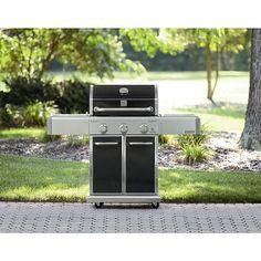 Kenmore Elite 3 Burner Gas Grill - Sears