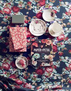 Roses, Styling Jenni Juurinen, photo Kristiina Kurronen, Deko