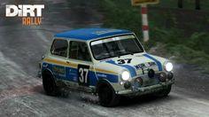 DiRT Rally Simulator MINI Cooper S 100cv Cockpit Prueba 1 Scratch Fferm Wynt Invertido Powys Gales Racing Wheel : Thrustmaster T500RS  Shift TH8R  El Mini es un pequeño automóvil del segmento A producido por la British Motor Company y sus empresas sucesoras entre los años 1959 y 2000. Este automóvil el más popular de los fabricados en Gran Bretaña fue entonces remplazado por el nuevo MINI lanzado en 2001. El original está considerado como un icono de los años 1960 y su distribución…