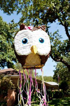 Owl Themed Birthday