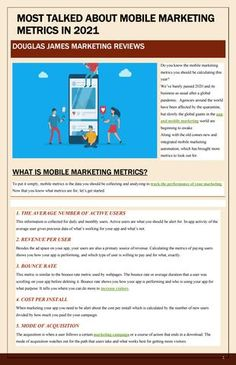 Do you know the mobile marketing metrics you should be calculating this year? We've barely passed 2020 and its business as usual after a global pandemic. Agencies around the world have been affected by the quarantine, but slowly the global giants in the app and mobile marketing world are beginning to awake. Along with the old comes new and integrated mobile marketing automation, which has brought more metrics to look out for. App Marketing, Marketing Automation, Mobile Marketing, Digital Marketing, Bounce Rate, Life Cycles, Did You Know, Things That Bounce, Business