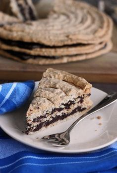 Scientifically Sweet: Roasted Peanut Meringue Cake with Sticky Chocolate Mousse
