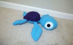 Sea Turtle by BlankiesByJackie on Etsy