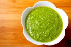 How To Make Pesto | gimmesomeoven.com