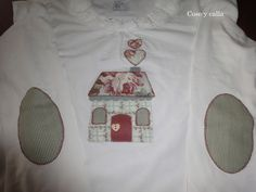 Camiseta de la casita