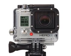 GoPro HERO3: Silver Edition for $229