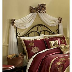 Rose Crown & Tiebacks Set from Seventh Avenue ® | EY49301