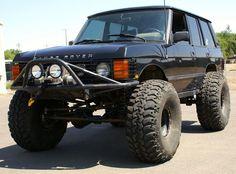 range rover classic cabrestante warn - Buscar con Google