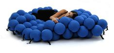 Feel Seating System designed by Animi Causa