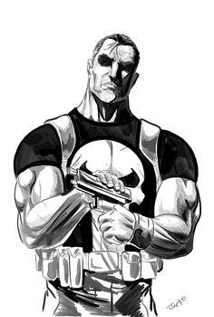 The Punisher - Rodney Jacobsen